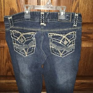 Hydraulic jeans 9